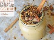 Healthy Gingerbread Smoothie (gluten Free, Vegan)