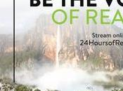 Tonight Night: #24HoursOfReality Starts Tweet Questions #ClimateChange #ClimateReality