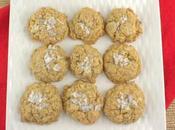 Salted Caramel Oatmeal Cookies #ChristmasCookies