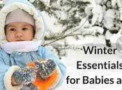 Winter Essentials Babies Toddlers