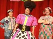 Matt Roper First Pantomime York Years