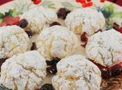 Cranberry Christmas Balls #ChristmasCookies