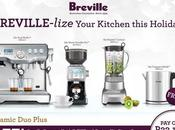 Freshly Brewed Coffee from Breville Machines, Your Perfect Companion This Cold Holiday Season