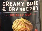 Tesco Finest Creamy Brie Cranberry Crisps