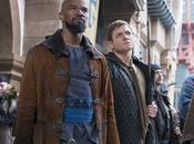 "First Look: Taron Egerton, Jamie Foxx Hewson ""Robin Hood"""