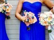Adorable Blue Bridesmaid Dresses Your Girls