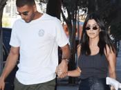 Kourtney Kardashian Younes Bendjima Romantic Lunch Date