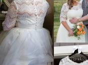 What Kind Plus Size Wedding Dress Dressed Like Fair?