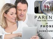 Parents Please Hear Kids' Activities Phone Surrounds