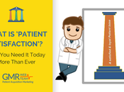 Pillar: What 'Patient Satisfaction'? Need Today More Than Ever