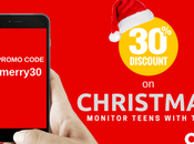 Make Your Christmas Sparkle with Love& Laughter: Monitor Teens