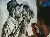 Portrait @oliscoart (check Out, Amazing Talent) #portrait #benheine #detailed #pencil #drawing #pencilonpaper #pencilsacademy #newschoolartistry #africanartist #africanart #hyperrealism #realism #photorealism #nigerianartist #naijaart #nigeri...