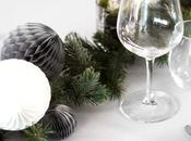Holiday Table Setting with Ikea