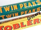 Review: Toblerone Twin Peaks (Poundland)
