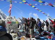 Everest 2012: Puja Ceremonies Acclimatization Climbs