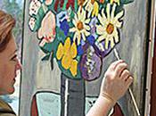 Preparing Close-up: Flowers William Johnson