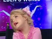 Toddlers Tiaras: Might Eden's World, Sure Looked Like Honey Child's Go-Go Juice. Eden Needed Come Jesus Meeting During Atlanta Interview.