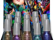 Upcoming Collections :China Glaze