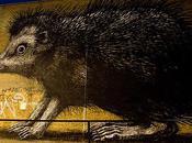 ROA's London Hedgehog Mural