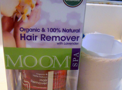 MOOM Organic Hair Remover with Lavender Review