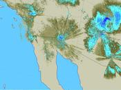 Migration Southwest Central Arizona, While LCRV Little.