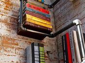 Industrial Style Bookshelf