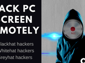 Possible Hack PC's Monitor Screen Someone: