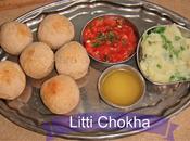 Litti Choka Famous Traditional Bihari Snack