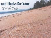 Tips Hacks Your Beach Trip 2018