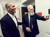 Barack Obama Guest David Letterman's Netflix Talk Show