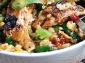Japanese Chicken Rice Bowl Ingredient Paleo Recipe