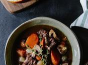 Boeuf Bourguignon: Comforting Winter Stew