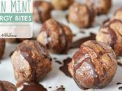 Thin Mint Energy Bites Bake, Gluten Free, Vegan)