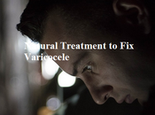 Natural Treatment Varicocele