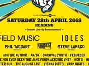 Reading's Listening? Festival 2018 Adds Bands Including Field Music