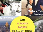 Family Pass Sydney Attractions