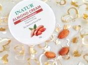 Benefits Almonds Skin Covered with Inatur Herbals Almond Cream