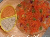 Carrot Onion Uthappam Jackfruit Review