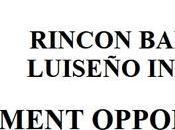 Firefighter/emt Rincon Band Luiseño Indians