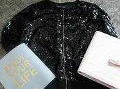 Sequin Jacket It's Time Shine
