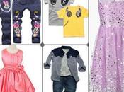 Latest Toddler Teen Fashion-The Growth Kidswear India