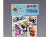 Continuing Richie Rich Three Dimensional Stickers Exhibits