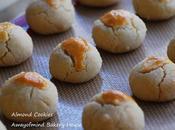 Almond Cookies 2018 杏仁曲奇饼