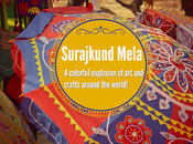 #SurajkundDiaries: Visiting Surajkund Mela, Largest Craft Fair World!