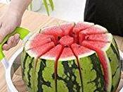 GOOD IDEA... WASTE MONEY? Watermelon Slicer