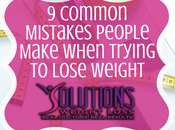 Common Mistakes People Make When Trying Lose Weight
