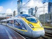 Travel Direct Amsterdam from London Eurostar April