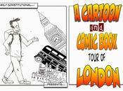 #Cartoon #ComicBook Tour #London No.39: #CaptainAmerica London Part