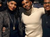 Kirk Franklin Hosts Black Panther Screening Dallas, Texas