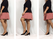 Skirt Outfits Formula That Always Works Apple Shape.